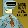 Bender laugh