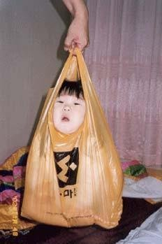 Asian shopping bag