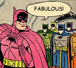 Batman - Fabulous