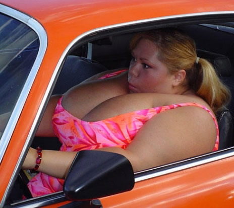 Air bags deployed