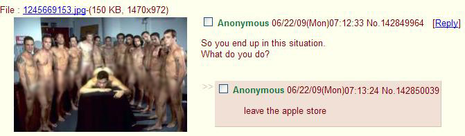 4chan - What do you do