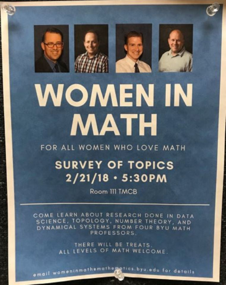 Women in Math