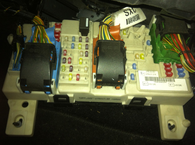 box Where Is The Fuse Box On A Ford Focus Cigarette Lighter on